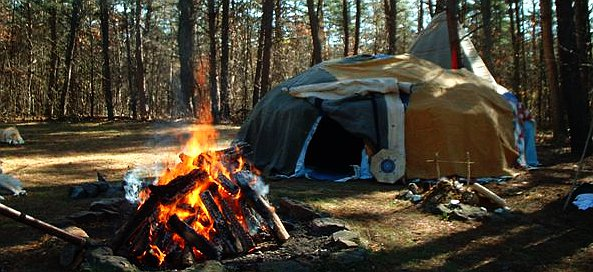 The Land Celebration Sweat Lodge